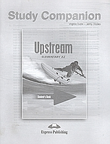 Upstream Elementary A2, Study Companion: Student's Book, Evans, Virginia, Express Publishing, 2005