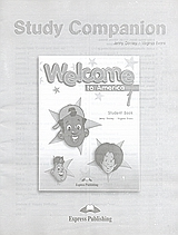 Welcome to America 1, Study Companion: Student Book, Dooley, Jenny, Express Publishing, 2006