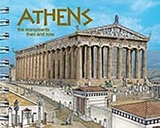 Athens, The Monuments Then and Now, Δρόσου - Παναγιώτου, Νίκη, Παπαδήμας Εκδοτική, 2008