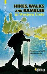 Hikes, Walks and Rambles in Western Crete, A Guide, Ασαριωτάκης, Άγγελος, Κριτική, 2009