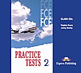 FCE Practice Tests 2: Class Audio CDs, Set of 4, Evans, Virginia, Express Publishing, 2010