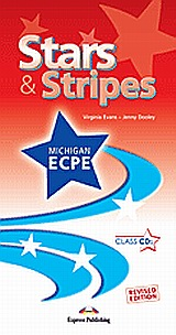 Stars and Stripes Michigan ECPE: Class Audio CDs, Set of 6, Evans, Virginia, Express Publishing, 2010