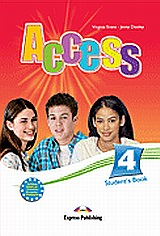 Access 4: Student's Book, , Evans, Virginia, Express Publishing, 2008