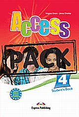 Access 4: Student's Pack: Student's Book and Student's Grammar, English edition, Evans, Virginia, Express Publishing, 2008