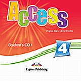 Access 4: Student's Audio CDs CD1, , Evans, Virginia, Express Publishing, 2008