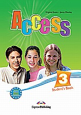 Access 3: Student's Book, , Evans, Virginia, Express Publishing, 2008