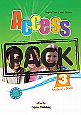Access 3: Student's Pack: Student's Book and Grammar Book, English edition, Evans, Virginia, Express Publishing, 2008