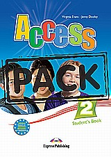 Access 2: Student's Pack: Student's Book and Grammar Book, , Evans, Virginia, Express Publishing, 2008