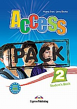 Access 2: Stundent's Pack: Student's Book and Grammar Book, Greek edition, Evans, Virginia, Express Publishing, 2008
