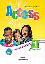 Access 1:Student's Book, , Evans, Virginia, Express Publishing, 2008