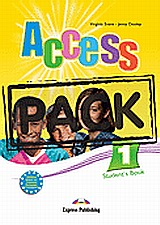 Access 1: Pack: Student's Book and Grammar Book, , Evans, Virginia, Express Publishing, 2008