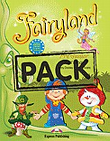 Fairyland Pre-Junior: Pupil's Book Pack (+ Pupil's Audio CD, DVD PAL and Certificate), , Dooley, Jenny, Express Publishing, 2009