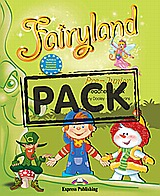 Fairyland Pre-Junior: Pack: Teacher's Book, Interleaved with Posters, Dooley, Jenny, Express Publishing, 2009