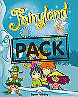 Fairyland Junior A: Pupil's Book Pack (+ Pupil's Audio CD, Booklet, DVD PAL and Certificate), , Dooley, Jenny, Express Publishing, 2010
