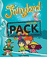 Fairyland Junior A: Teacher's Book, Interleaved with Posters, Dooley, Jenny, Express Publishing, 2010