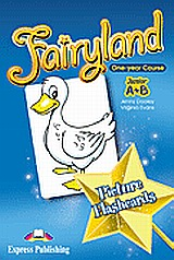 Fairyland Junior A+B: Picture Flashcards, , Dooley, Jenny, Express Publishing, 2009