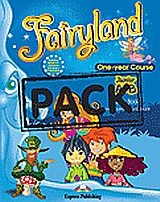 Fairyland Junior A+B: Pupil's Book Pack (+ Booklet, DVD PAL and Certificate), , Dooley, Jenny, Express Publishing, 2009