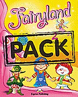 Fairyland 2: Pupil's Book (+ Certificate), Pack 2, Dooley, Jenny, Express Publishing, 2009