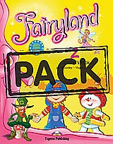 Fairyland 2: Teacher's Book Pack, Interleaved with Posters , Dooley, Jenny, Express Publishing, 2009