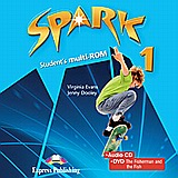 Spark 1: Student's Multi-ROM, Audio CD / DVD Video PAL: The Fisherman and the Fish Story, Evans, Virginia, Express Publishing, 2010