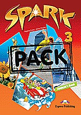 Spark 3: Student's Book Pack, (+ multi-ROM PAL), Evans, Virginia, Express Publishing, 2010