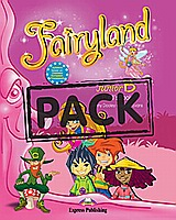 Fairyland Junior B Pack: Pupil's Book, (+ Pupil's Audio CD, Booklet, DVD PAL and Certificate), Evans, Virginia, Express Publishing, 2010