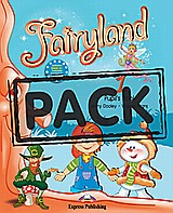 Fairyland 1: Pupil's Book Pack, (+ Pupil's Audio CD, DVD PAL & Certificate) , Dooley, Jenny, Express Publishing, 2008
