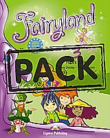 Fairyland 3 Pack: Pupil's Book, (+ Pupil's Audio CD, DVD PAL & Certificate), Dooley, Jenny, Express Publishing, 2010