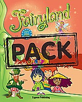 Fairyland 4 Pack: Pupil's Book, (+ Certificate) , Dooley, Jenny, Express Publishing, 2010