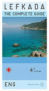 Lefkada, The Complete Guide, Κατηφόρη, Ναταλία, Fagotto, 2010