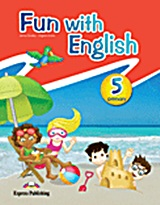 Fun with English 5 Primary: Pupil's Book, , Dooley, Jenny, Express Publishing, 2011