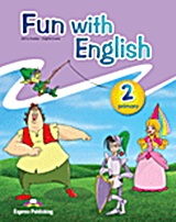 Fun with English 2 Primary: Pupil's Book, , Dooley, Jenny, Express Publishing, 2011