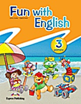 Fun with English 3 Primary: Pupil's Book, , Dooley, Jenny, Express Publishing, 2011