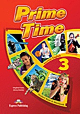 Prime Time 3 American English: Student Book and Workbook, , Evans, Virginia, Express Publishing, 2011