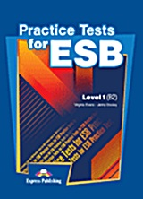 Practice Test for ESB Level 1 (B2): Class Audio Cds, set of 4, Evans, Virginia, Express Publishing, 2011