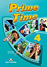 Prime Time 4: Student Book and Workbook, , Evans, Virginia, Express Publishing, 2011