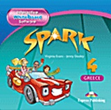 Spark 4 (Monstertrackers): Interactive Whiteboard Software, , Evans, Virginia, Express Publishing, 2011