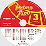 Prime Time 3 American English: Student's Audio CD, , Evans, Virginia, Express Publishing, 2011