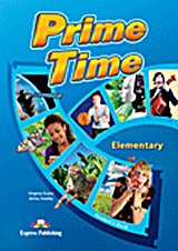 Prime Time Elementary: Student's Book, , Evans, Virginia, Express Publishing, 2012