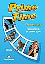 Prime Time Elementary: Workbook and Grammar Book, , Evans, Virginia, Express Publishing, 2012
