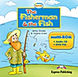 The Fisherman and the Fish: Multi-ROM (Audio CD / DVD Video PAL), , Dooley, Jenny, Express Publishing, 2012