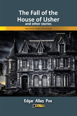 The Fall of the House of Usher, And Other Stories, Poe, Edgar Allan, 1809-1849, Διάνοια, 2020