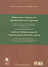 Mediterranean Conference for Agricultural Research Cooperation, The Mediterranean Nutritional Model and Cooperation to Promote the International Trade of Mediterranean Agricultural Products, Συλλογικό έργο, Εκδόσεις Παπαζήση, 2001