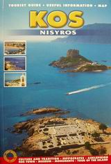 Kos, The Island of Hippocrates: Travel Guide, Useful Information, Map: Nisyros, Παλάσκα - Παπαστάθη, Ελένη, Αδάμ - Πέργαμος, 2001