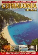 Cephalonia, Ithaca: Traveller's Guide, Useful Information, Map, Παλάσκα - Παπαστάθη, Ελένη, Αδάμ - Πέργαμος, 2001