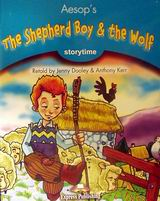 The Shepherd Boy and the Wolf, Primary Stage 1: Pupil's Book, Αίσωπος, Express Publishing, 2002