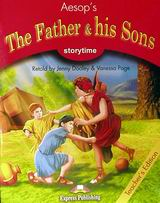 The Father and his Sons, Primary Stage 2: Teacher's Edition, Αίσωπος, Express Publishing, 2002