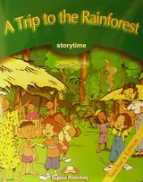 A Trip to the Rainforest, Primary Stage 3: Teacher's Edition, Dooley, Jenny, Express Publishing, 2002