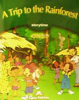 A Trip to the Rainforest, Primary Stage 3: Pupil's Book, Dooley, Jenny, Express Publishing, 2002