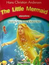 The Little Mermaid, Primary Stage 2: Pupil's Book, Andersen, Hans Christian, Express Publishing, 2002